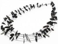 Six Strand Fragment Necklace